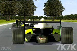 《F1赛车体验版》游戏画面5