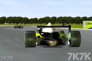《F1赛车体验版》游戏画面1