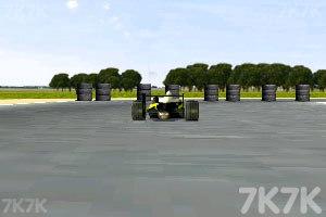 《F1赛车体验版》游戏画面2