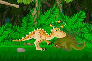 《小恐龙森林探险2》游戏画面1