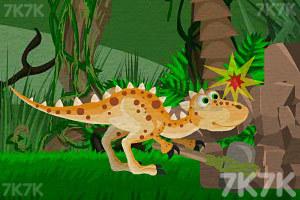 《小恐龙森林探险2》游戏画面4
