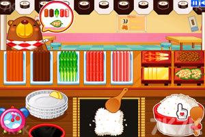 《小熊猫做紫菜包饭》游戏画面10