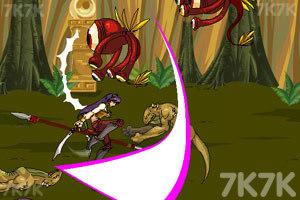 《除魔女战士》游戏画面2