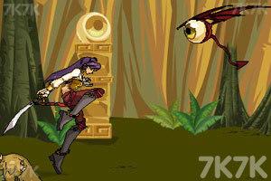 《除魔女战士》游戏画面4