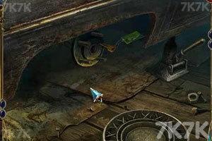 《喚醒沉睡的勞拉》游戲畫面10