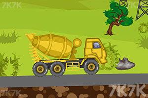 《强大的工程车2》游戏画面4