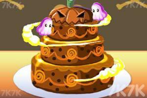 《MM蛋糕房》游戏画面2