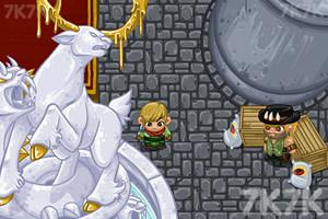 《神兽之塔中文版》游戏画面1