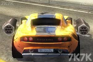 《激情燃烧的赛车》游戏画面5