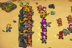《变异物种入侵无敌版》游戏画面1