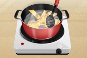 《我们一起学做饭》游戏画面1
