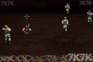 《战火要塞》游戏画面4