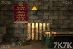 《监狱逃亡》游戏画面3