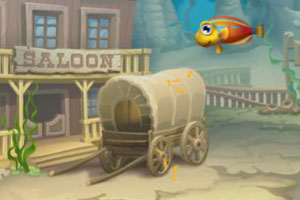 《趣味水族箱》游戏画面1