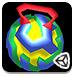 3D球形迷宫