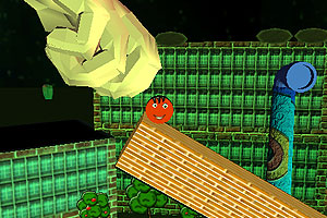 《上帝的小红球》游戏画面1