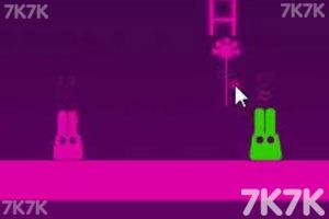 《长耳朵小绿怪2选关版》游戏画面8