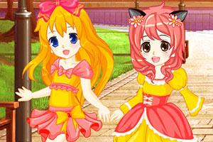 《公主姐妹》游戏画面1