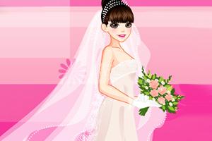 《打扮美丽新娘子》游戏画面1