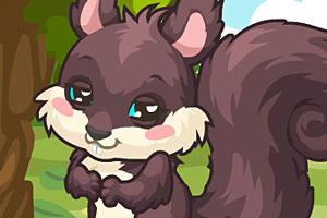 《照顾松鼠》游戏画面1