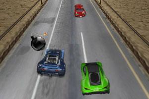 《高速驾驶无敌版》游戏画面1