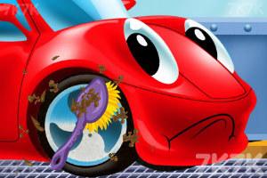汽车做spa