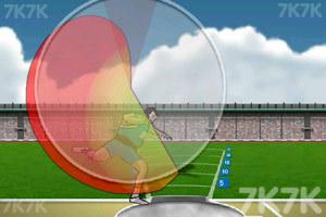 《奥运三项挑战赛》游戏画面2