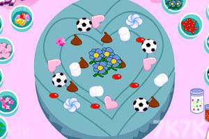 《冰淇淋蛋糕店》游戏画面3