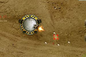 《外星战场》游戏画面1