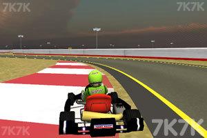 《卡丁车竞速赛》截图3
