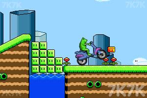 《青蛙环游世界》游戏画面3