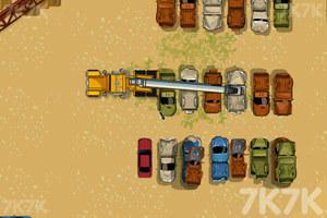 《疯狂起重机驾驶》游戏画面1