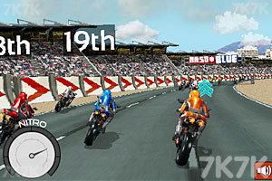 《全明星摩托赛》游戏画面4
