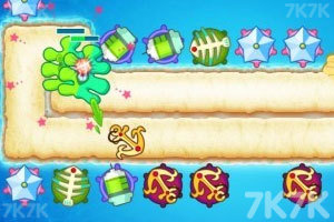 《保衛蘿卜2深海版》游戲畫面4