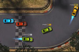 《混乱汽车竞速赛》游戏画面1