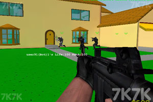 《反恐精英携带版》游戏画面5