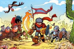 《皇家守卫军2英雄全开中文版》游戏画面5