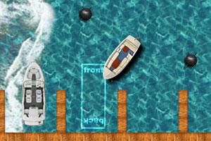 《水上停船无敌版》游戏画面1