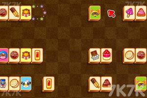 《巧克力连连看》游戏画面2