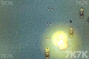 《越南船战》游戏画面5