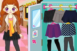 《阿sue校园装》游戏画面1