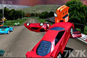 《豪车竞速大赛》游戏画面4