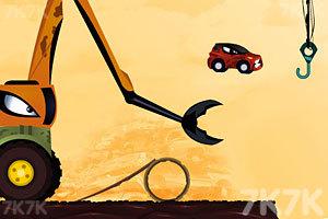 《疯狂轿车逃亡》游戏画面2