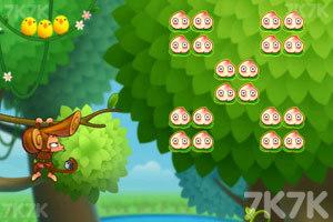 《水果猴》游戏画面2