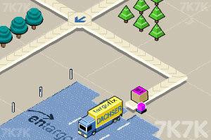 《货车装货》游戏画面4