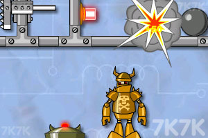 《炸毁机器人2》游戏画面4
