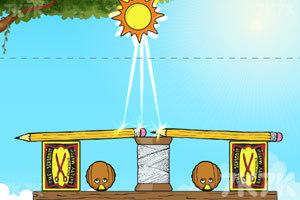 《拯救小蜗》游戏画面1