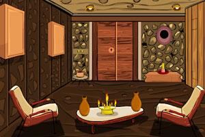 《钻石项链房间逃脱》游戏画面1