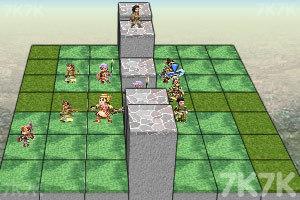 《三国争霸》游戏画面4