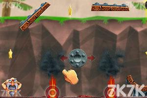 《进击的海盗无敌版》游戏画面2